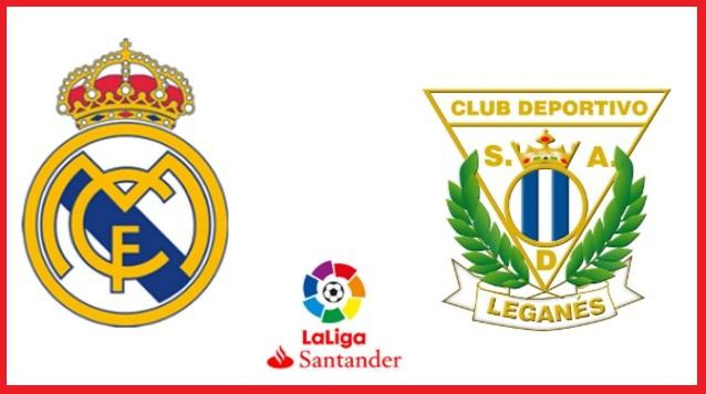 Alineación Real Madrid-Leganés