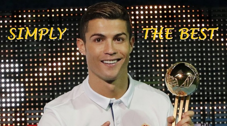 Cristiano Ronaldo Simplemente El Mejor