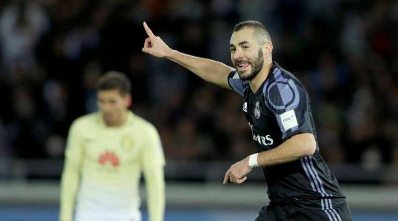 America-Real Madrid Mundial de Clubes