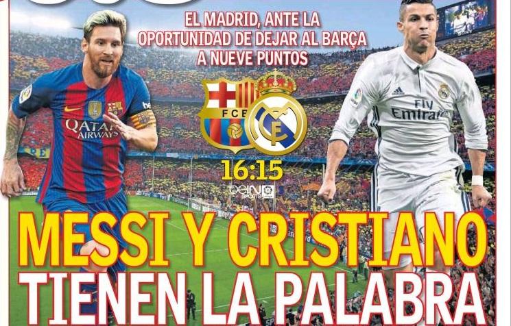 Barça-Madrid más que un clásico