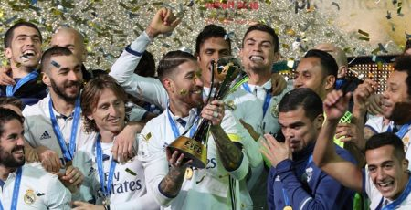 Real Madrid Campeón Mundial de Clubes 2016