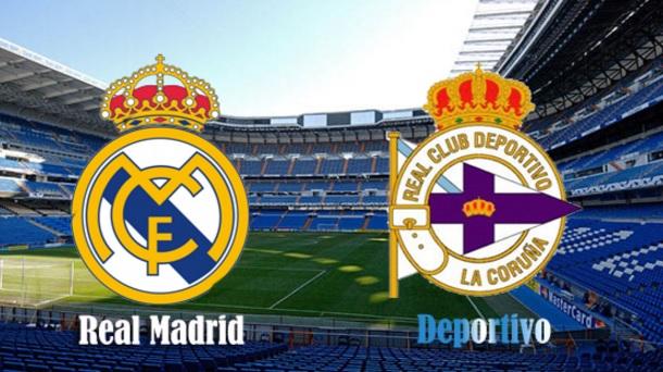 Alineación Real Madrid-Deportivo 2016
