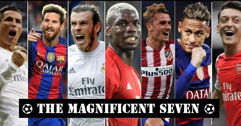 The Magnificent Seven los siete magnificos