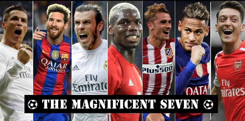 The Magnificent Seven los siete magnificos