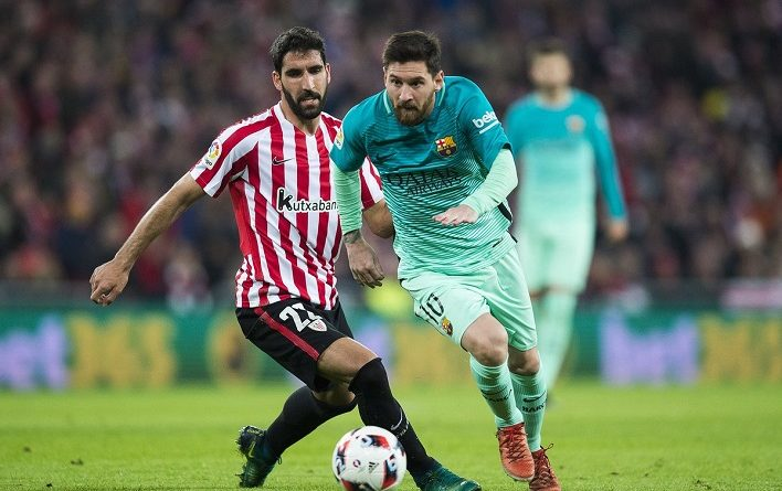 Athletic Bilbao-Barcelona Copa de Rey