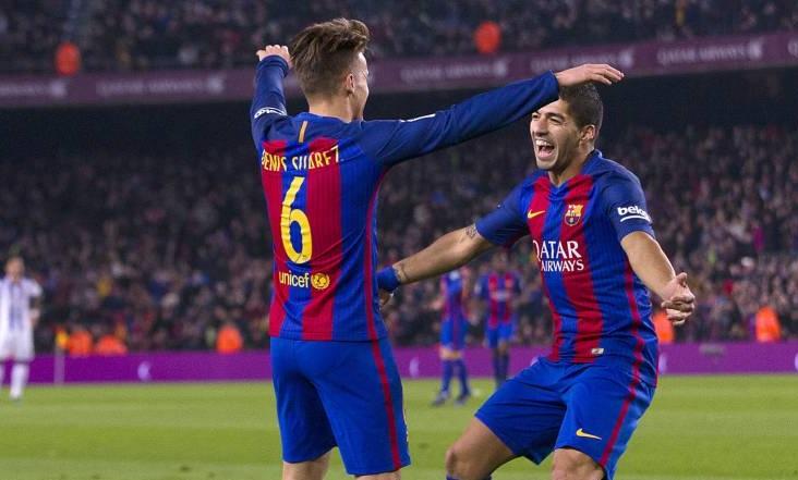 Barcelona-Real Sociedad Copa del Rey 2017