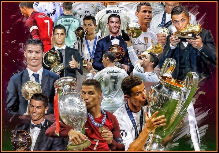 Cristiano Ronaldo el jugador más Completo del Mundo