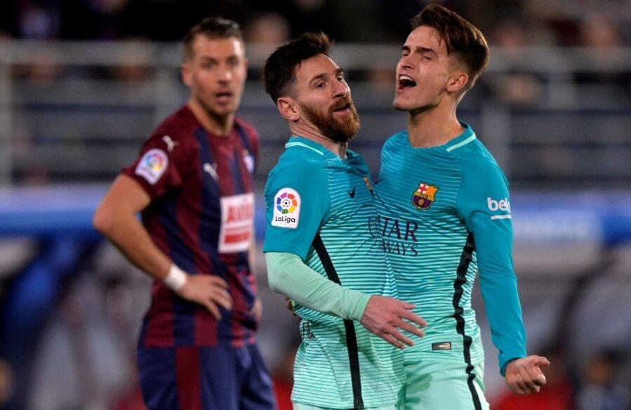 Eibar-Barcelona 2017