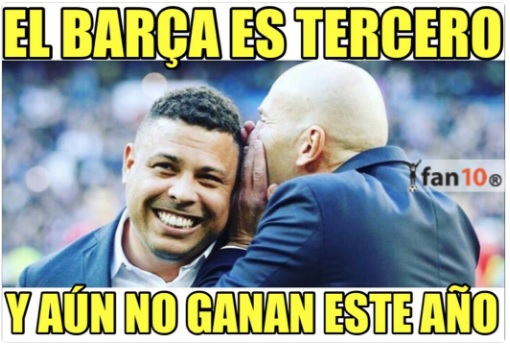Memes Villarreal-Barcelona 2017