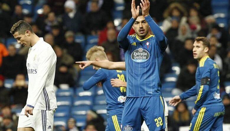 Real Madrid 1-2 Celta de Vigo
