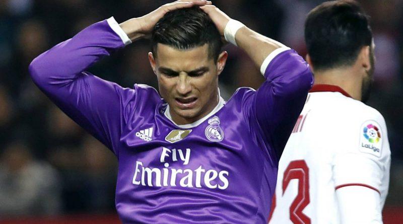 Sevilla-Real Madrid 2017 LaLiga