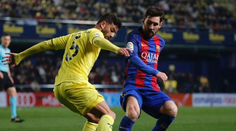 Villarreal-Barcelona 2017