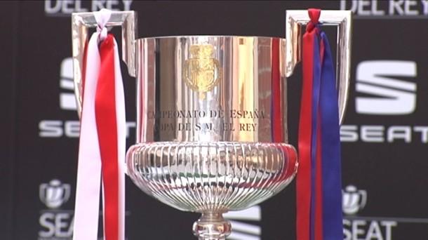 Semifinales Copa del Rey 2017 vuelta