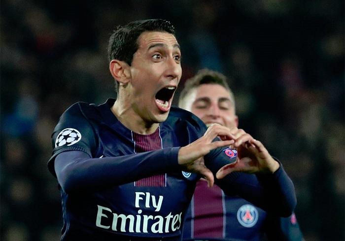 PSG 4-0 Barcelona Champions 2017