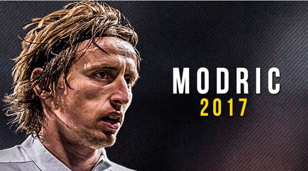 Luka Modric The Genius 2017