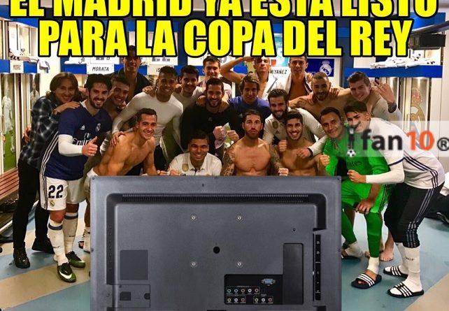 Memes Atlético Madrid-Barcelona Copa del Rey 2017