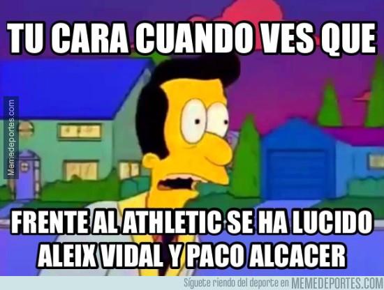 Memes Barcelona-Athletic Bilbao 2017