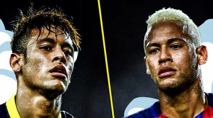 Neymar FC Barcelona 2013-2017