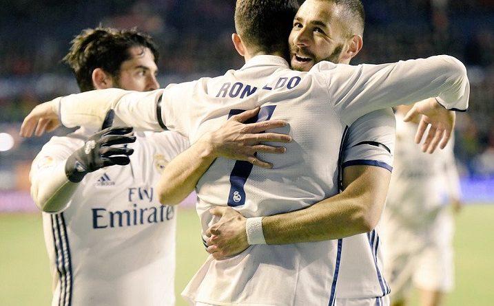 Osasuna-Real Madrid 2017