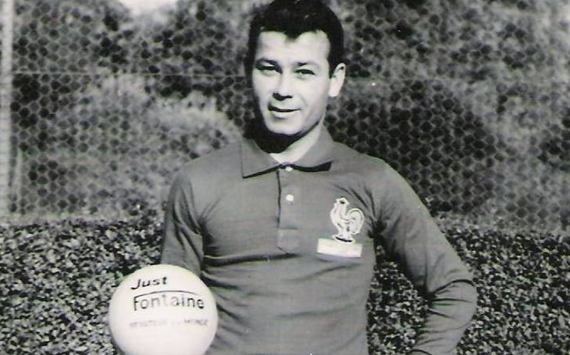 Just Fontaine: Francia