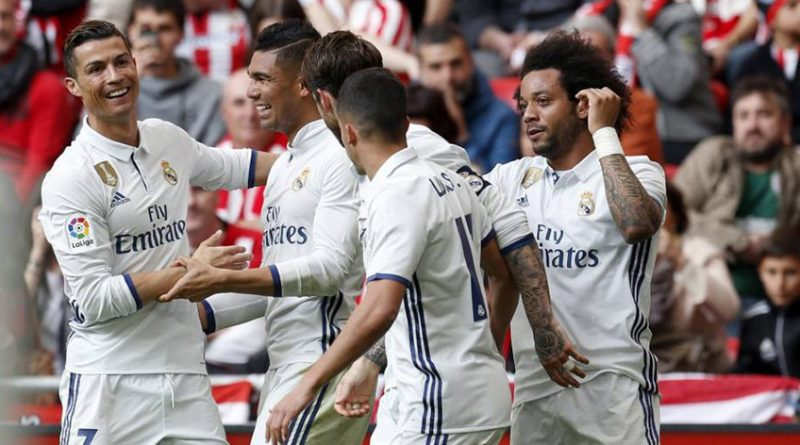 Athletic Bilbao-Real Madrid 2017