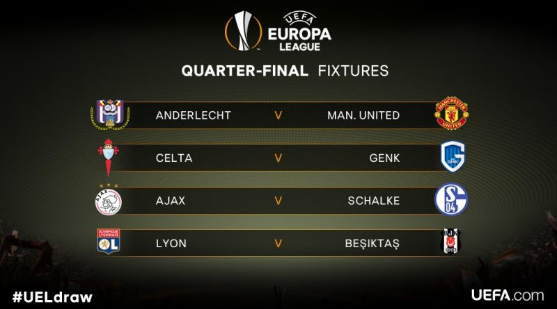 Cuartos de final Europa League 2017