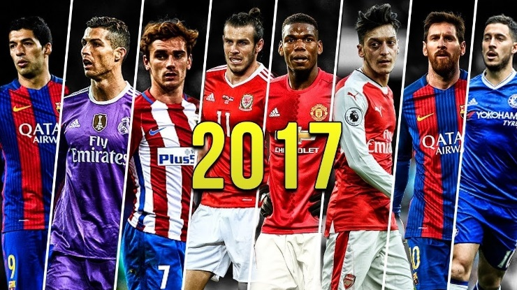 Crazy Football Skills 2017