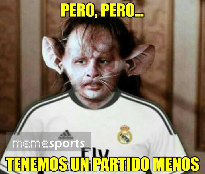 Memes Eibar-Real Madrid LaLiga 2017