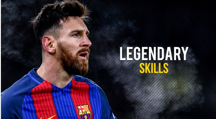 lionel messi legendary skills