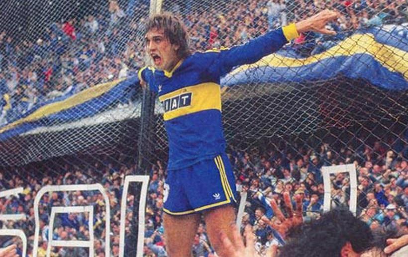 Gabriel Omar Batistuta Boca Juniors