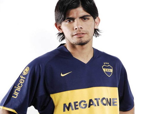 Ever Banega Boca Juniors