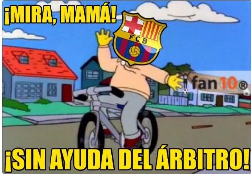Memes Barcelona-Sevilla 2017