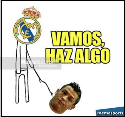 Memes Real Madrid-Atlético LaLiga 2017