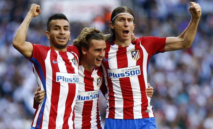 Real Madrid 1-1 Atlético Madrid 2017