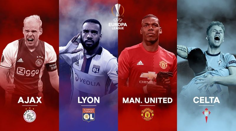Semifinales Europa League 2017