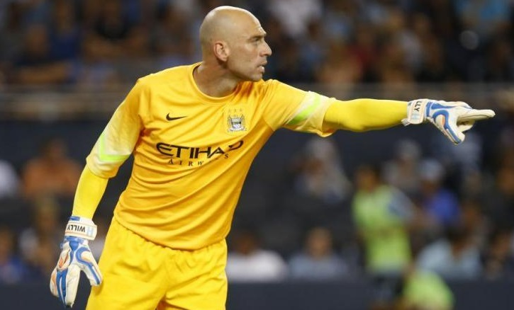 Willy Caballero Boca Juniors