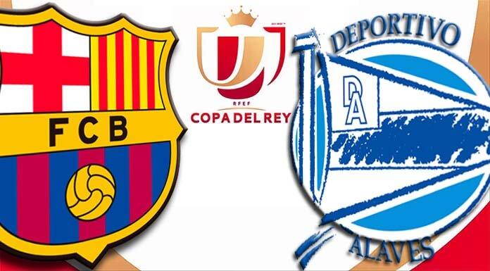 Alineaciones Barcelona-Alavés Final Copa del Rey 2017