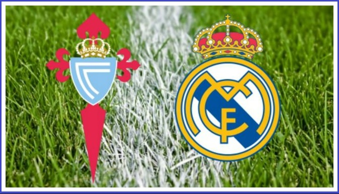 Alineación Celta de Vigo-Real Madrid 2017