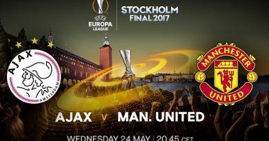 Ajax-Manchester United Final Europa League 2017