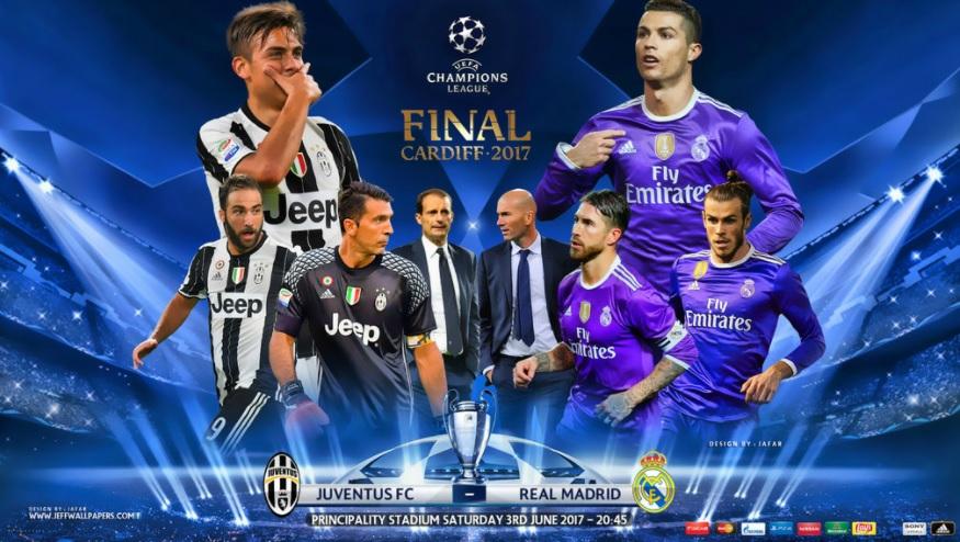 Alineaci 243 N Juventus Real Madrid Final Champions League