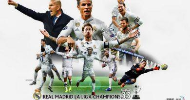 Real Madrid Campeones 2016-2017 ● 33 Ligas | La película
