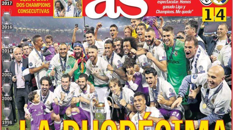 La Duodécima Champions