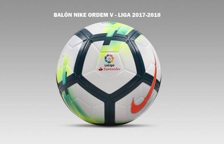 Balon Liga 2017-2018
