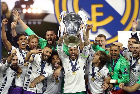Real Madrid Campeón Champions League 2017