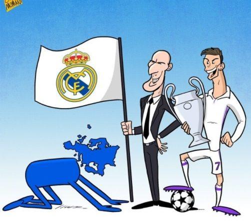 Memes Juventus-Real Madrid final Champions 2017
