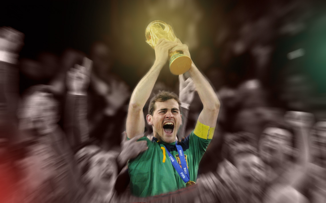 Iker Casillas, de niño a Leyenda | La película
