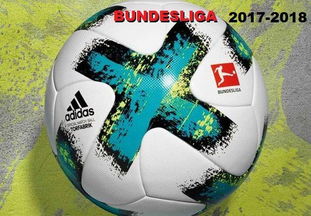 Calendario Bundesliga 2017-2018