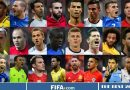 Candidatos FIFA The Best 2017