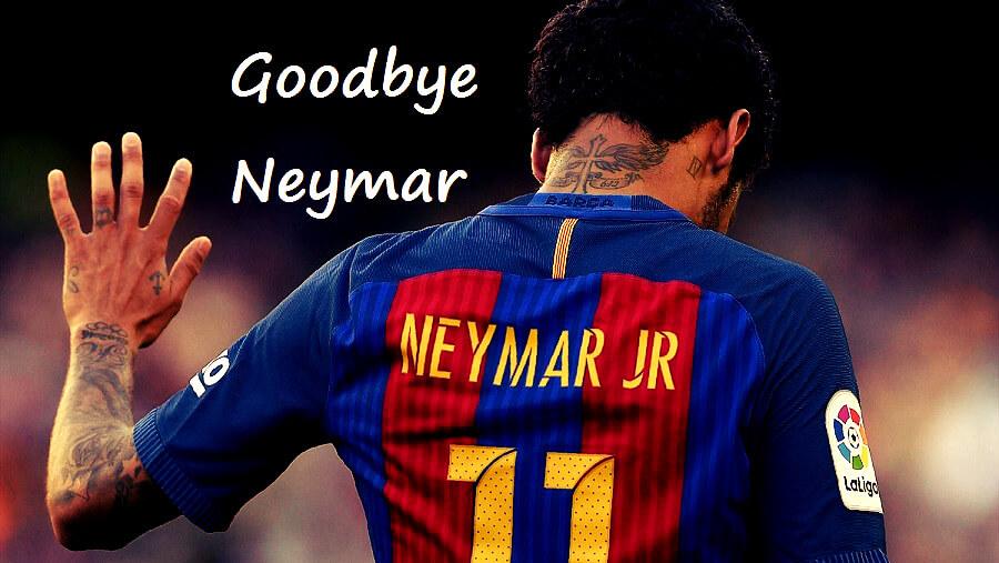Neymar adiós Barcelona