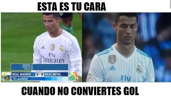 Memes Deportivo-Real Madrid LaLiga 2017